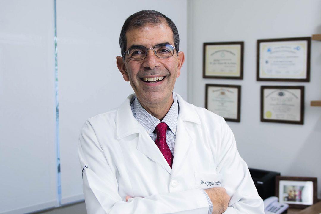 DR. JOSÉ OLYMPIO MEIRELLES DOS SANTOS