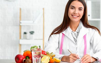 O papel do nutricionista na busca de uma vida mais saudável